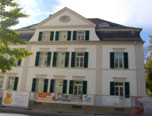 Villa am Kornmarkt 17 in Schweinfurt